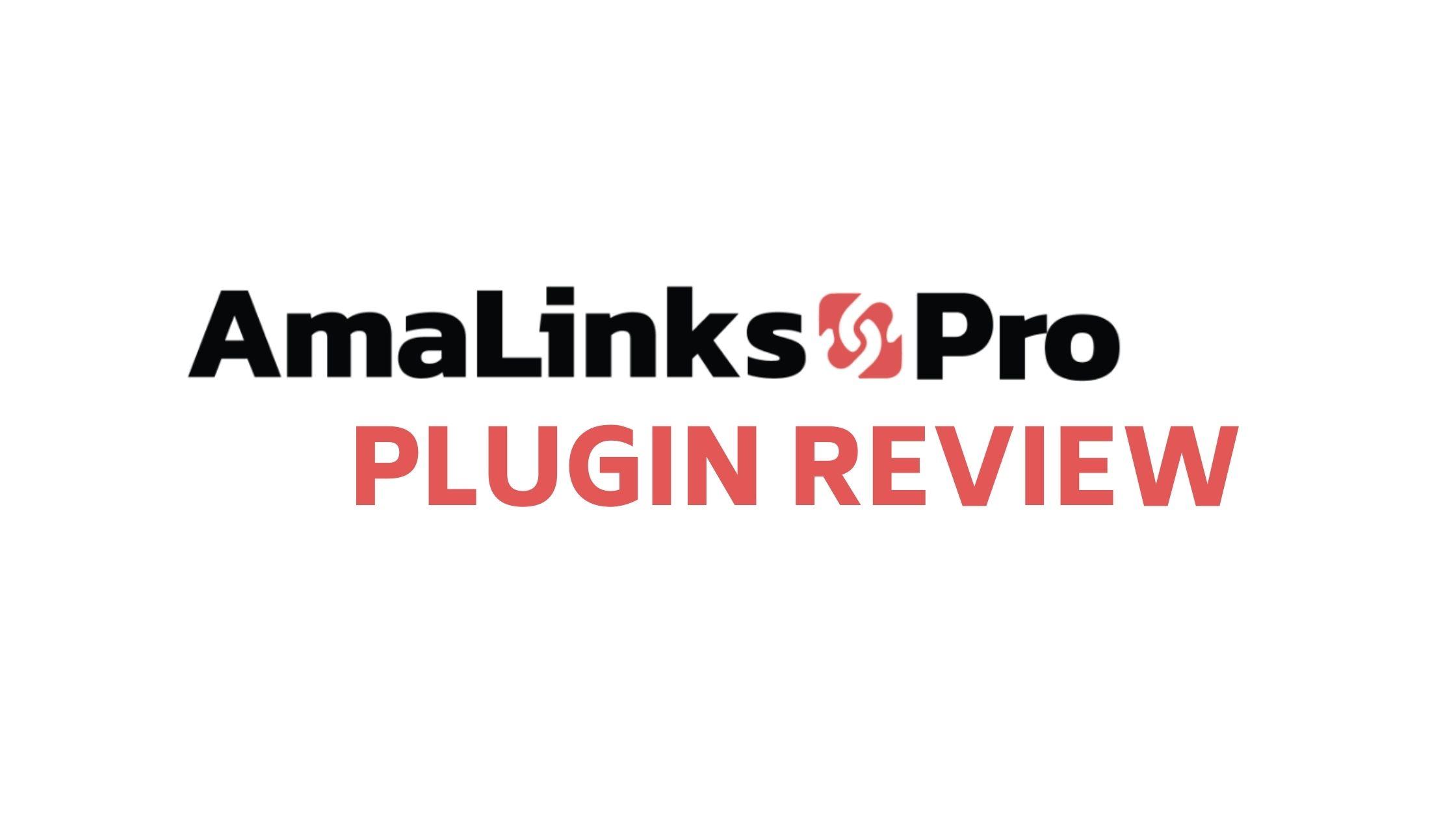 amalinks pro review